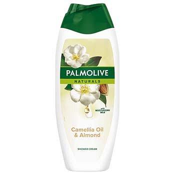 Palmolive sprchový gel Naturals Camellia&Almond Oil  500 ml