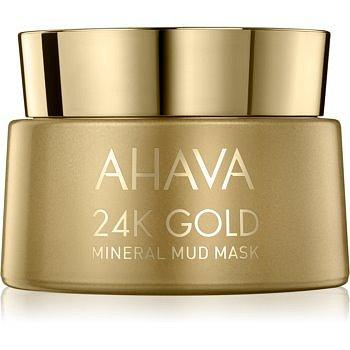 Ahava Mineral Mud 24K Gold minerální bahenní maska s 24karátovým zlatem  50 ml