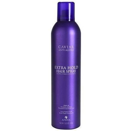 Alterna Caviar Extra Hold Hair Spray - Kaviárový extratužící lak na vlasy 400 ml