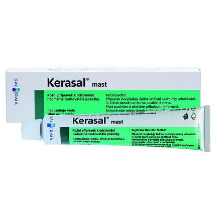 Kerasal dermální mast 1 x 50 g