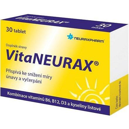 VitaNEURAX 30 tablet