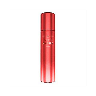 Parfémovaný tělový sprej Alpha (Body Spray) 75 ml
