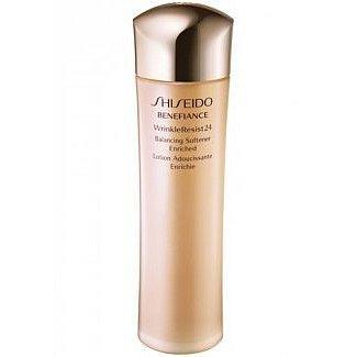 Shiseido Zjemňující pleťová voda Benefiance WrinkleResist 24 150 ml