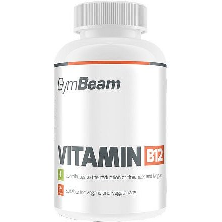 Gymbeam Vitamín B12 90 tablet