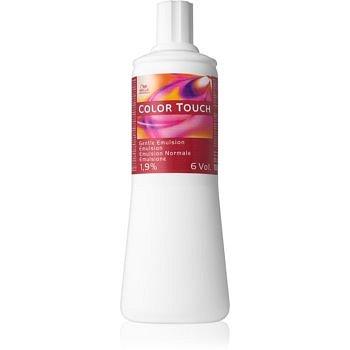 Wella Professionals Color Touch aktivační emulze 1,9 % 6 vol.  1000 ml