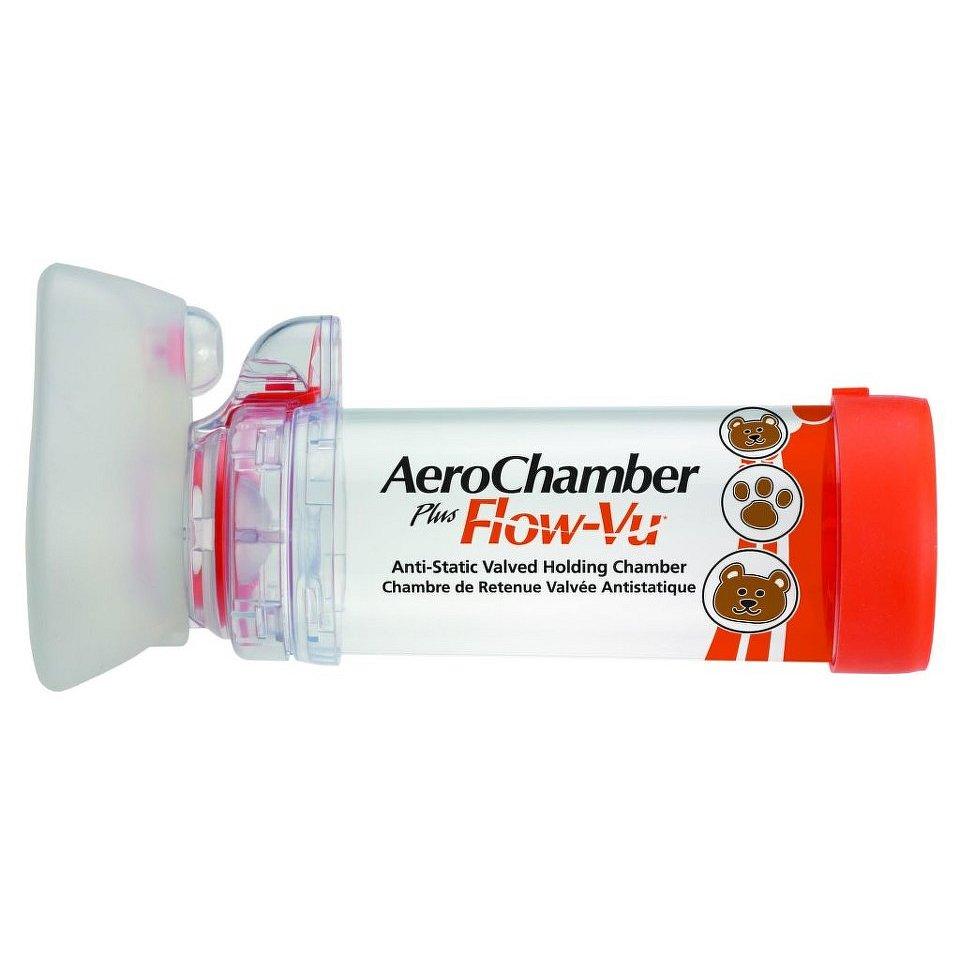 AeroChamber Plus s maskou pro kojence