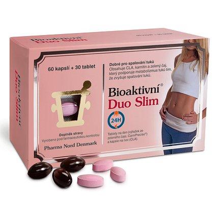 Bioaktivní Duo Slim orální tobolky 60 +tablety 30