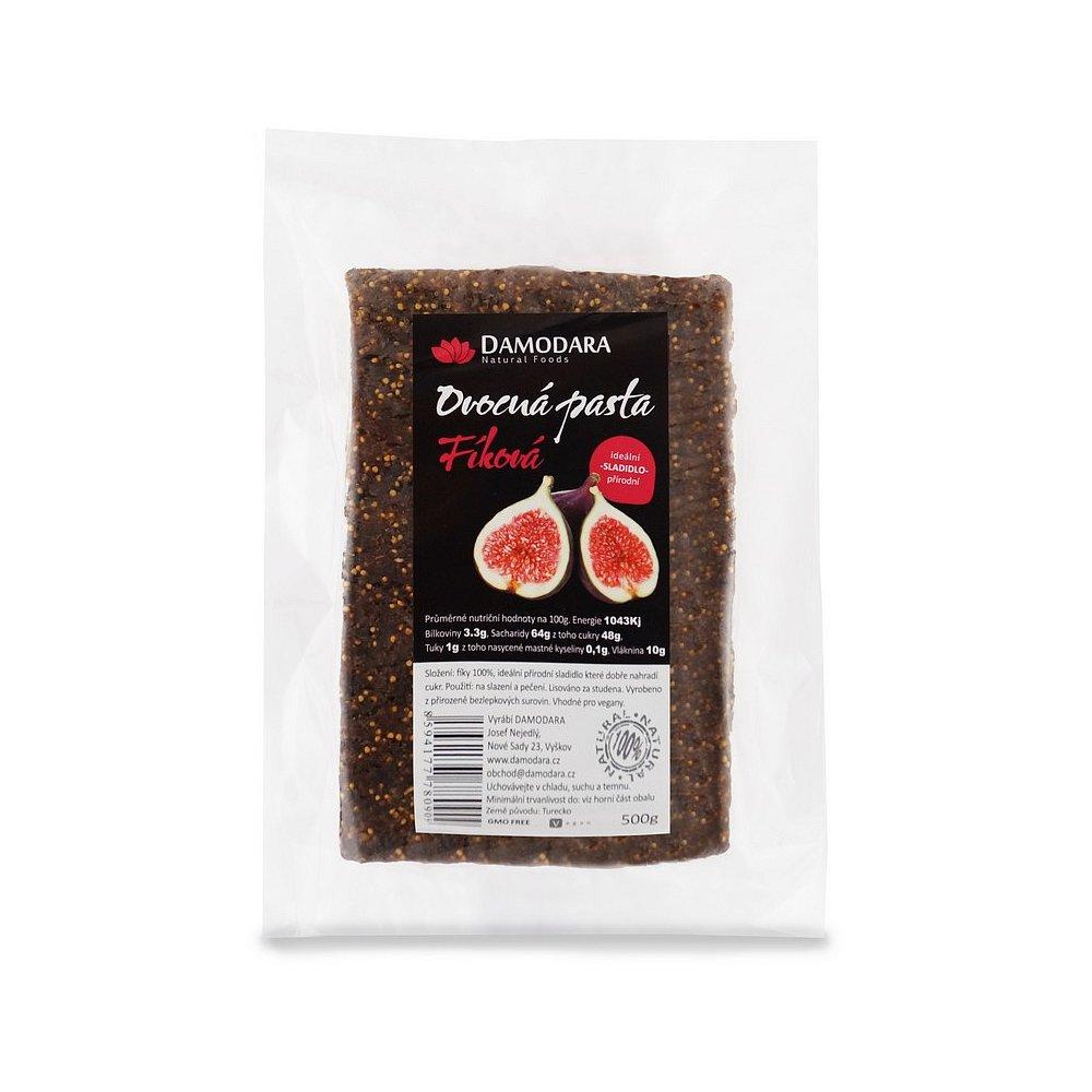 DAMODARA Ovocná pasta Fíková 500 g