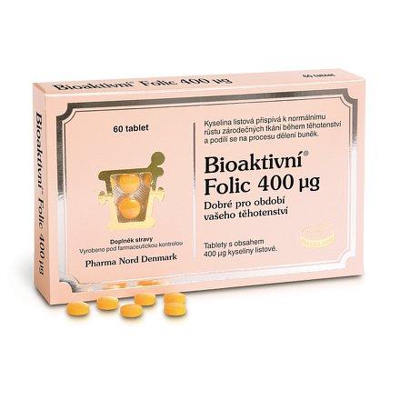 Bioaktivní Folic tablety 60