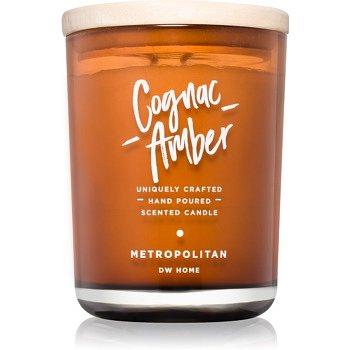 DW Home Cognac Amber vonná svíčka 425,53 g