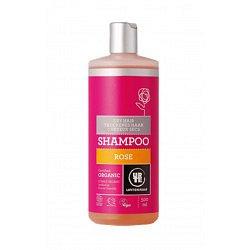 Urtekram Šampon na suché vlasy Růže 500 ml
