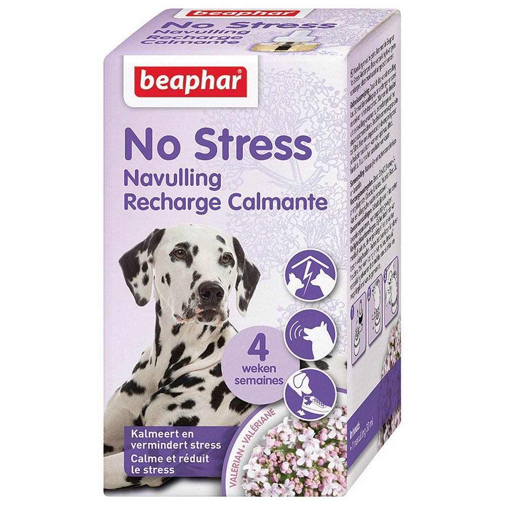 BEAPHAR No Stress Náhradní náplň pro psy 30 ml