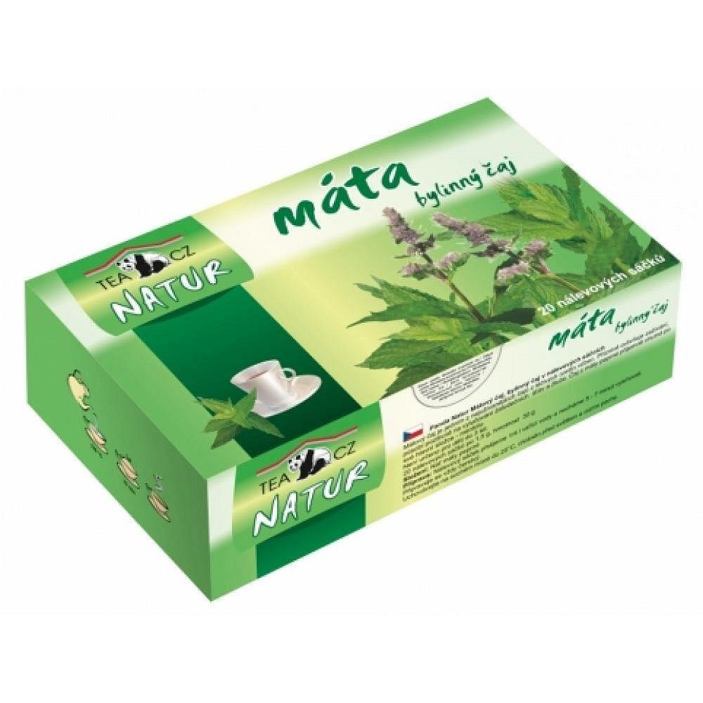 PANDA NATUR Mátový čaj 20x1,5g n.s.