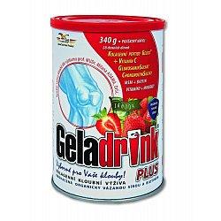 Orling Geladrink Plus jahoda 340 g