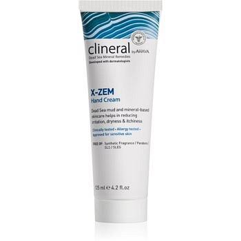 Ahava Clineral X-ZEM intenzivní krém na ruce proti podráždění a svědění pokožky 125 ml