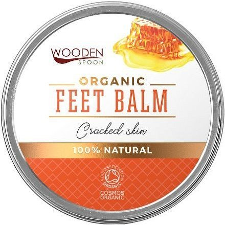 """WoodenSpoon Balzám na nohy """"popraskaná pokožka"""" 60ml"""