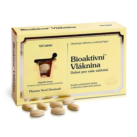 Bioaktivní Vláknina tablety 120