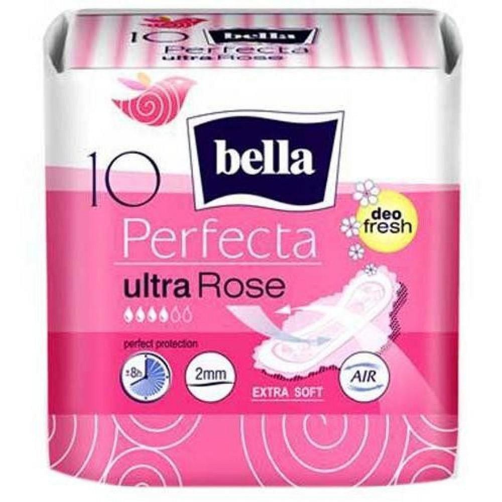 Bella hygienické vložky perfecta rose deo (10)