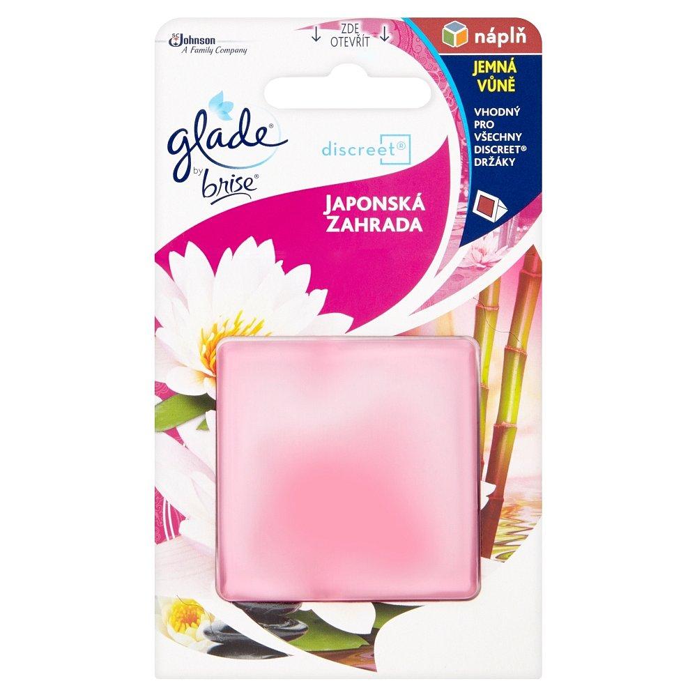 Glade by Glade by Brise Discreet RELAXING ZEN osvěžovač vzduchu 8 g