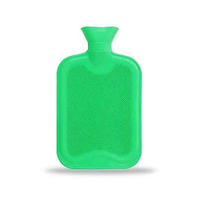 Termofor ohřívací láhev BR-890Z Zelená