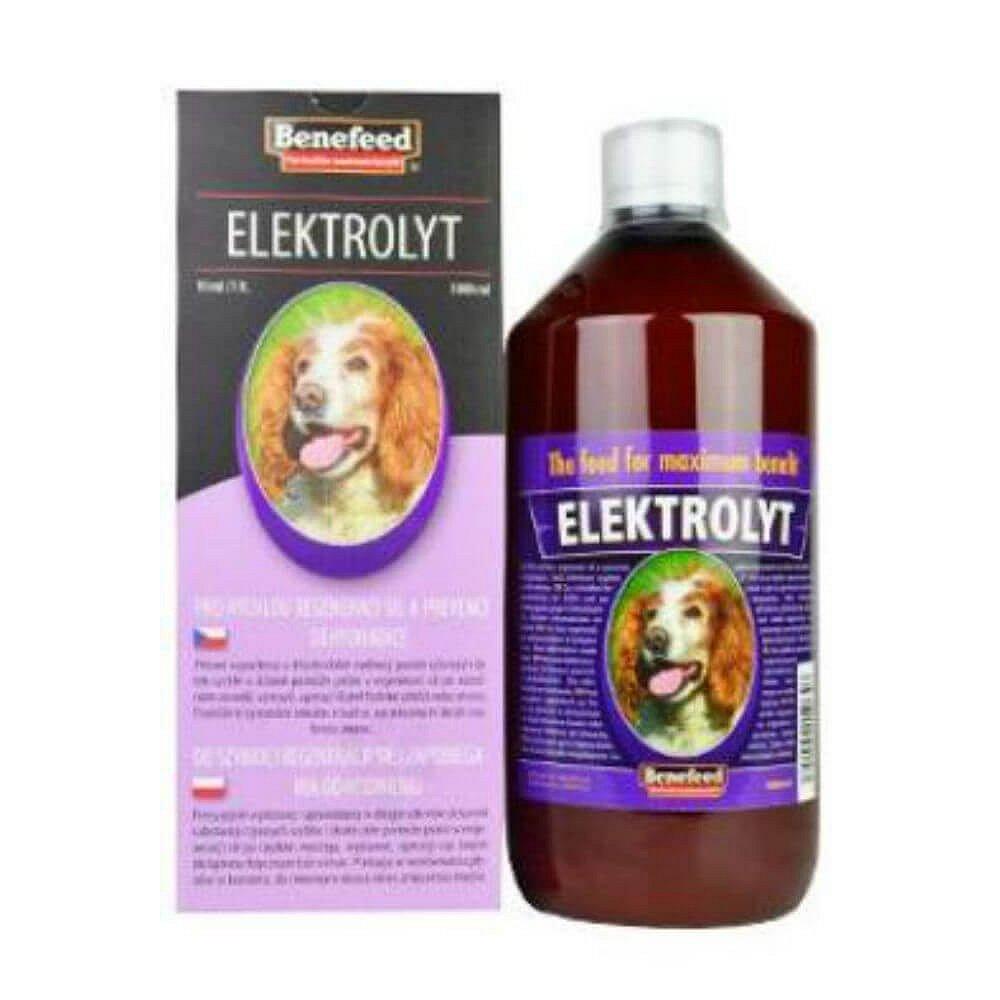 BENEFEED Elektrolyt pro psy 1l