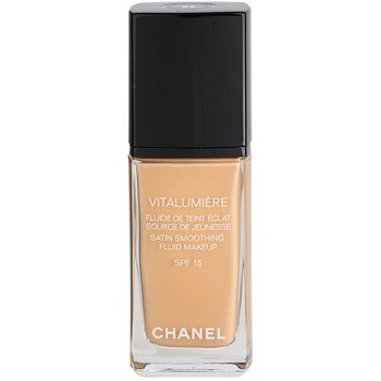 Chanel Vitalumière tekutý make-up odstín 20 Clair (SPF 15) 30 ml