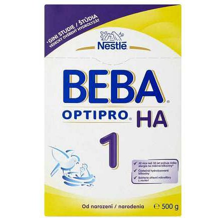 NESTLÉ Beba OPTIPRO HA 1, 500g