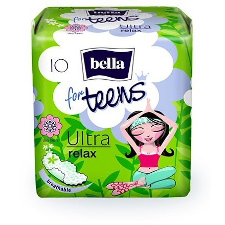 Ultra Relax FOR TEENS 10KS