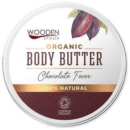 WoodenSpoon Tělové máslo Čokoládová horečka 100ml