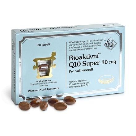 Bioaktivní Q 10 Super orální tobolky 60 x 30 mg