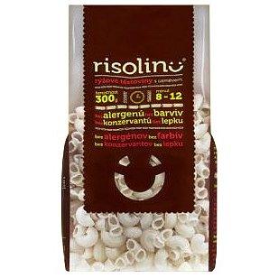 Rýžové bezlepkové těstoviny RISOLINO Premium kolínka 300g