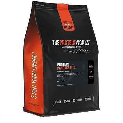 TPW Protein Pancake Mix butterscotch ripple 500 g