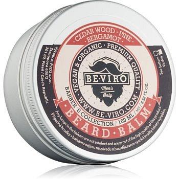 Be-Viro Men's Only Cedar Wood, Pine, Bergamot balzám na vousy  100 ml