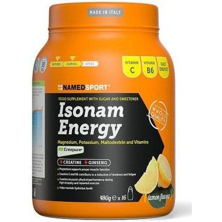 NAMEDSPORT Isonam Energy, 480 g, Citron