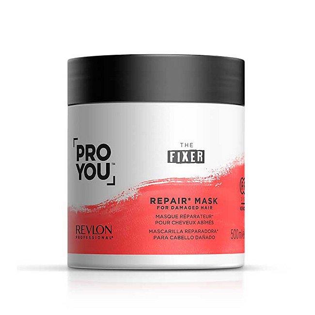 Revlon Professional Rekonstrukční maska pro poškozené vlasy Pro You The Fixer 500 ml