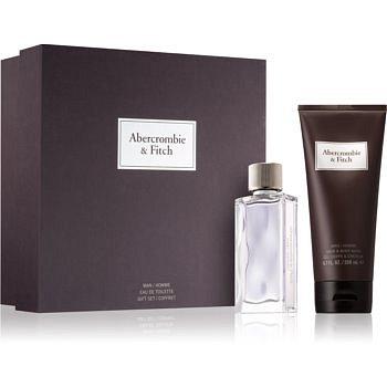 Abercrombie & Fitch First Instinct dárková sada II. (pro muže) toaletní voda 50 ml + šampon a sprchový gel 200 ml