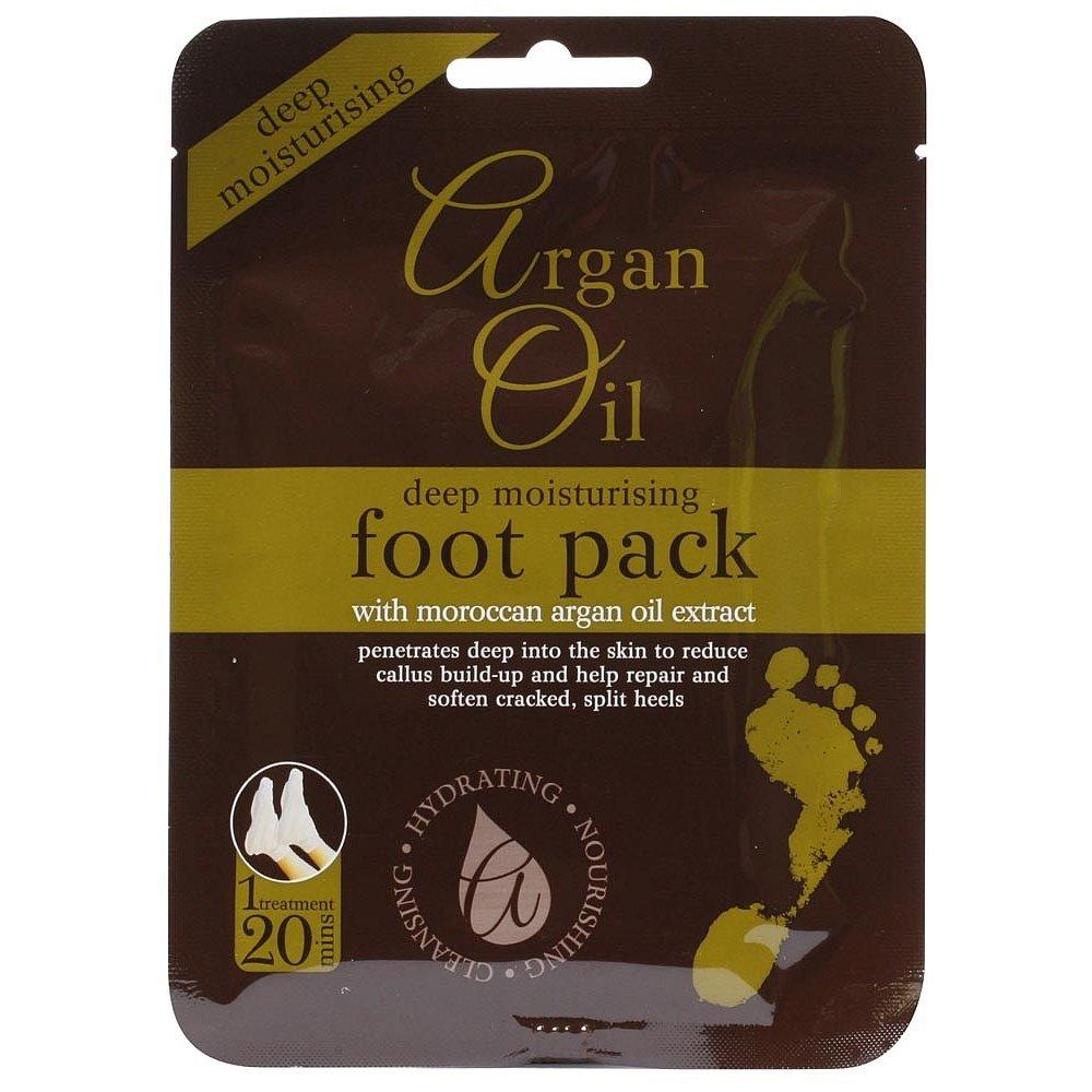 Argan Oil Hydratační ponožky 1 pár