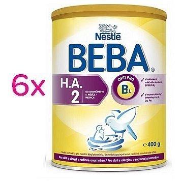 NESTLÉ Beba H.A.2 6x400g