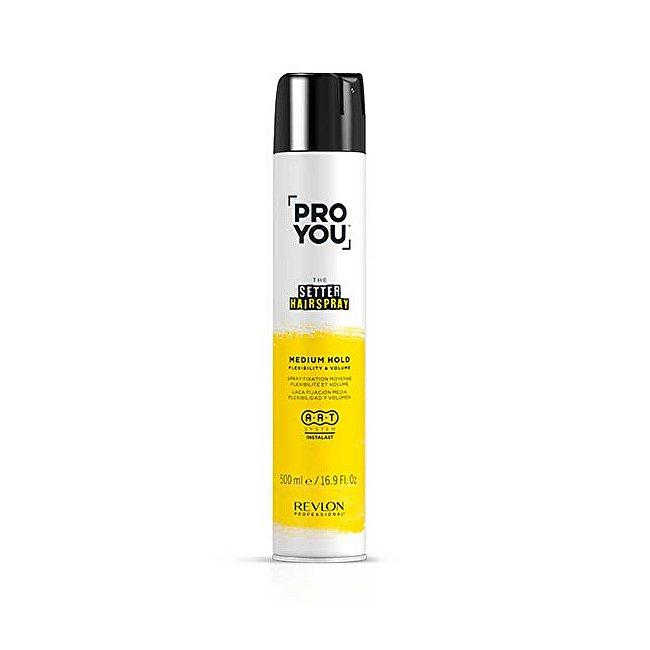 Revlon Professional Lak na vlasy se střední fixací Pro You The Setter Hairspray  500 ml