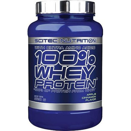 SciTec Nutrition 100% Whey Protein 920g čokoláda