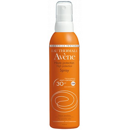 AVENE Spray SPF 30 200ml-sprej SPF 30
