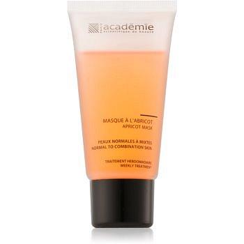 Academie Normal to Combination Skin osvěžující meruňková maska pro normální až smíšenou pleť  50 ml