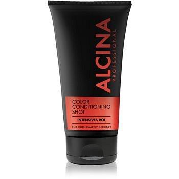 Alcina Color Conditioning Shot Silver tónovací balzám pro zvýraznění barvy vlasů odstín Intensive Red 150 ml