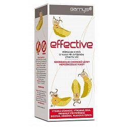 Barny´s Effective při výskytu vší roztok 60 ml
