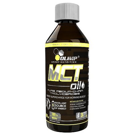 MCT Oil, 400 ml, Olimp