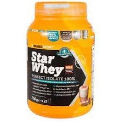 NAMEDSPORT Star Whey  PERFECT ISOLATE 100%, 750 g, mokaccino