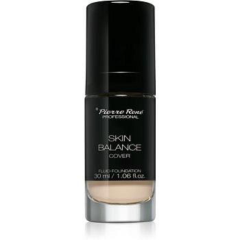 Pierre René Skin Balance Cover voděodolný tekutý make-up odstín 23 Nude 30 ml