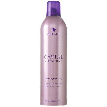 Alterna Caviar Working Hair Spray - Ultrasuchý lak na vlasy 500 ml