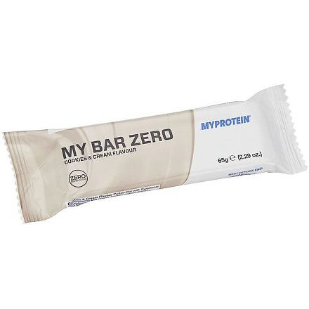 Myprotein MyBar Zero čokoláda 65 g