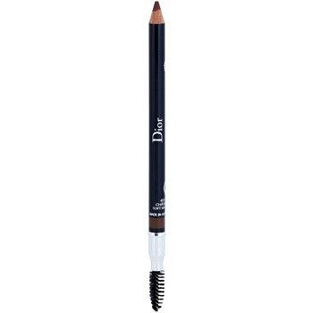 Dior Sourcils Poudre tužka na obočí s ořezávátkem odstín 453 Soft Brown 1,2 g
